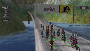 Spivi Virtual Indoor Cycling