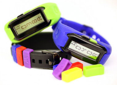 colored bands